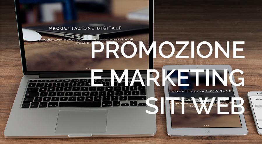 promozione siti web