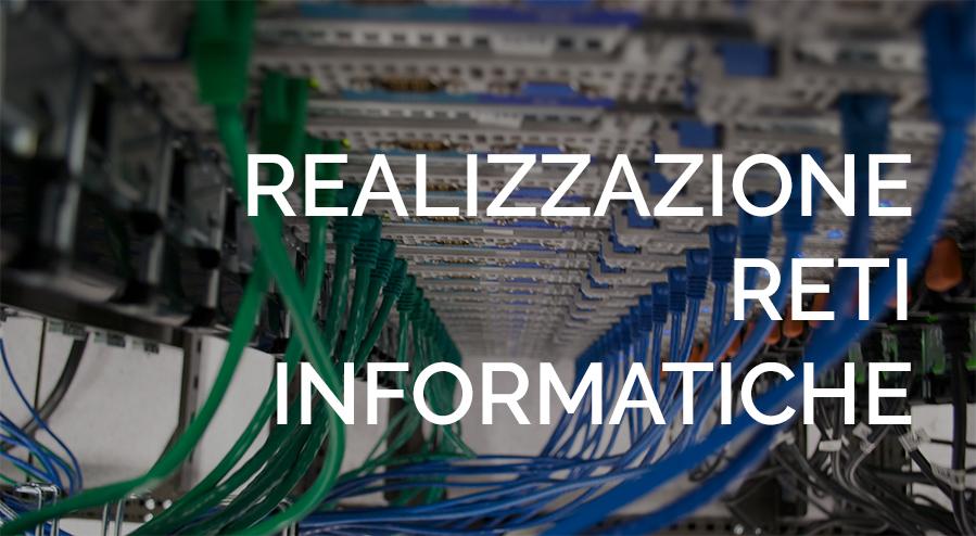 realizzazione reti informatiche